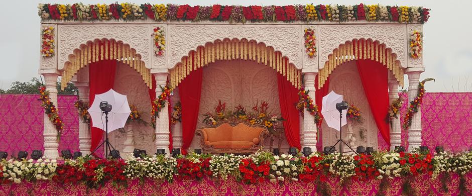 VSK Garden Banquet Hall in Greater Noida wedding venue in